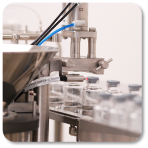 Automated Aseptic Filling of Drug Product