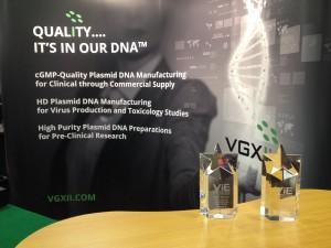 ViE Award Photo at WVC 2014